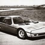 BMW Turbo X1 E25